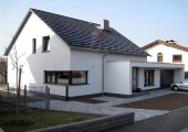 Neubau in Pohlheim Hausen
