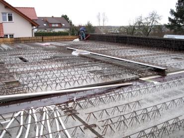 Beton- und Stahlbetonarbeiten