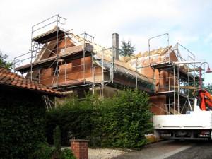 Umbau in Butzbach Wiesental