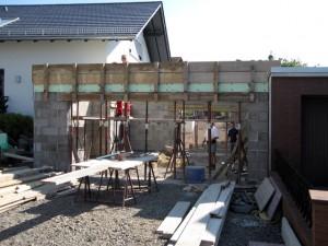Garage und Außenanlage in Pohlheim Watzenborn