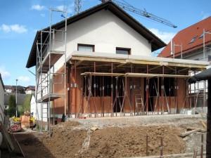 Anbau in Reiskirchen Bersrod